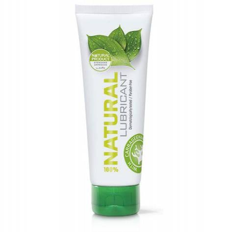 Веганская смазка 100% natural lubricant (125ml), фото 2