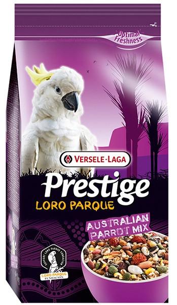 Корм для попугаев Versele-Laga Prestige Loro Parque Australian Parrot Mix 1 кг