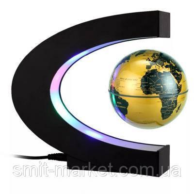 Левитирующий Глобус-ночник (8.5см)