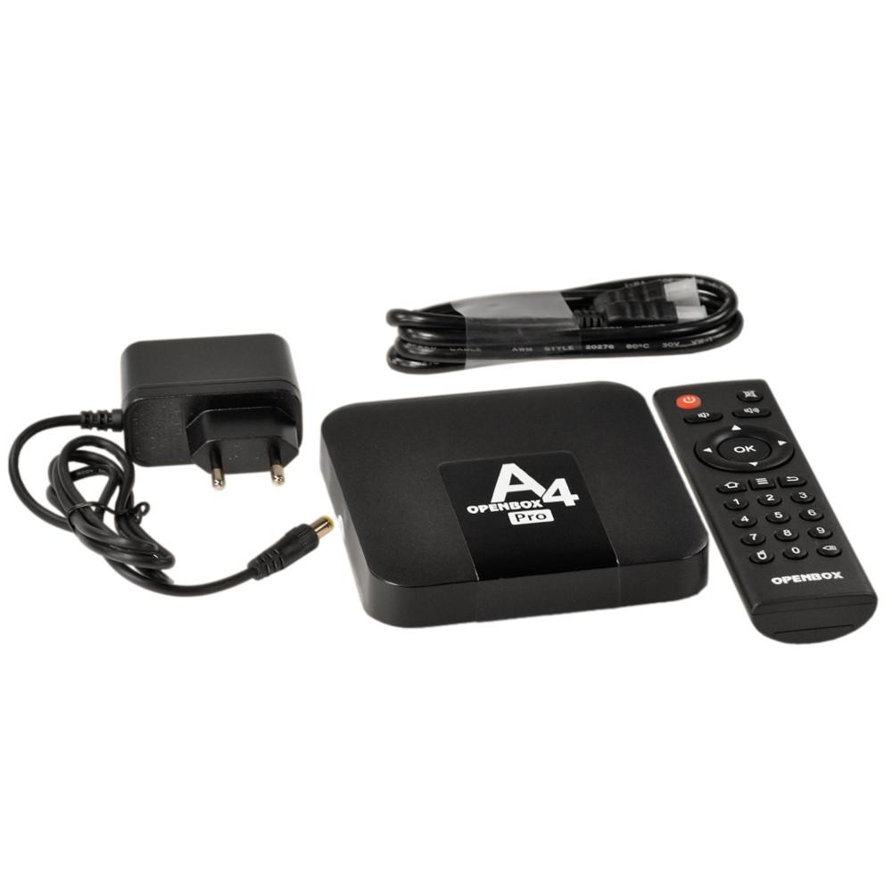 IPTV приставка OpenBox A4 Pro