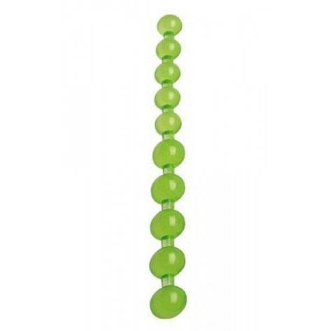 Распродажа! анальные зеленые бусинки, фото 2