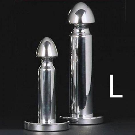 Пенис из нержавеющей стали - L, фото 2