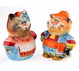 Копилка керамическая Кум котик, фото 2