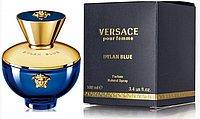 Женский парфюм Versace Dylan Blue Pour Femme (Версаче Дилан Блю Пур Фемм) 100 мл