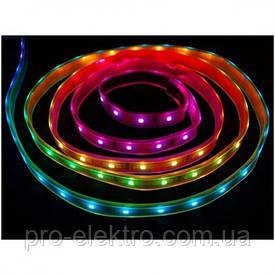 """""""VOLGA/RGB"""" Светодиодная лента SMD LED IP65 RGB 50*50 60led/m (10 W/m) 220-240V"""