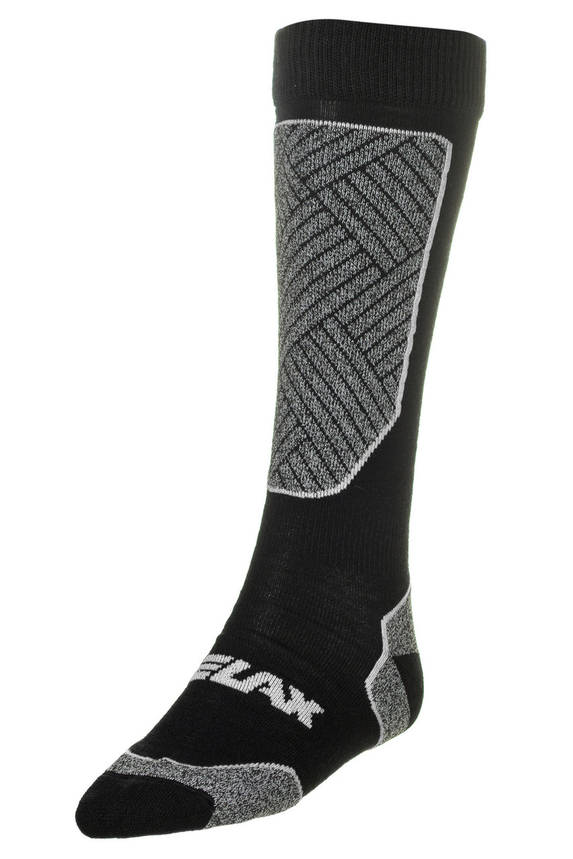 Шкарпетки лижні Relax Alpine RS031B S Black-Grey, фото 2