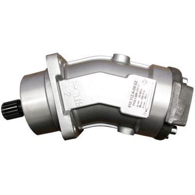 Гидромотор 410.112.А-06.02 (шпоночный вал d=45, реверс)