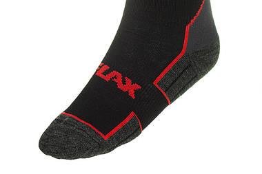 Шкарпетки лижні Relax Carve RS033 XL Black-Grey, фото 3