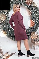 Платье-туника размеры: 48-54, фото 2