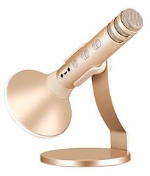 Микрофон Momax K-MIC PRO BT (Gold)