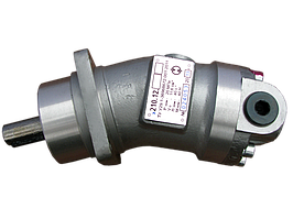 Гидромотор 210.25.13.21Б (шлицевой вал, фланец)