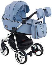 Дитяча універсальна коляска 2 в 1 Adamex Sierra Polar SR333