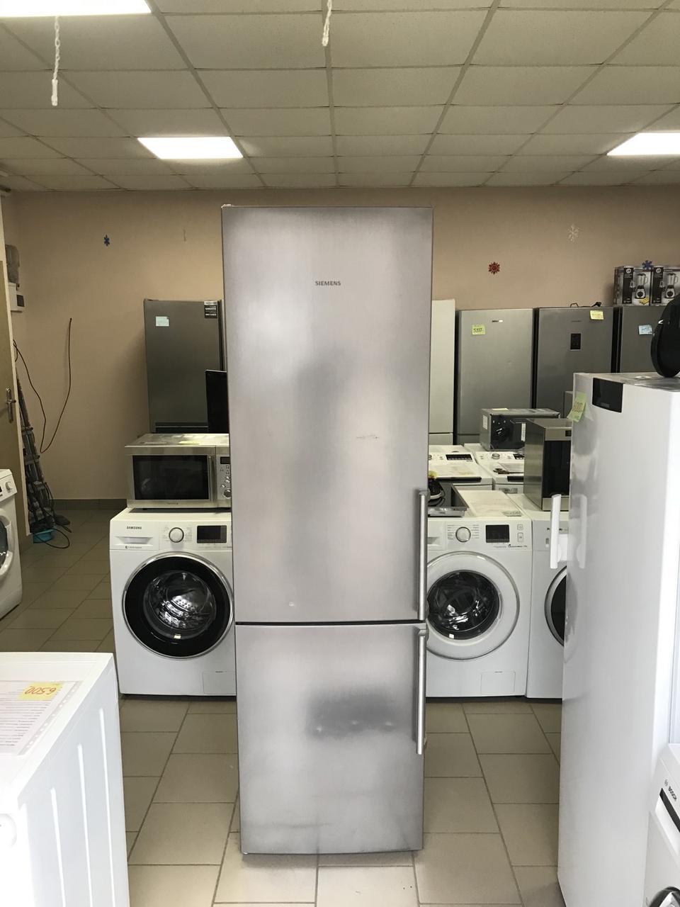 Холодильник Siemens A+++ нержавейка с Германии !KG39EAL40\86
