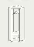 Угловой шкаф Вива Сокме, фото 2