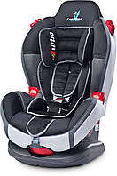 Дитяче автокрісло Caretero Sport Turbo 1-2 ( від 9 до 25 кг) Graphite