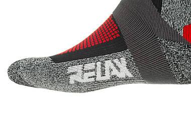 Шкарпетки лижні Relax Compress RS030 L Red-Grey, фото 2
