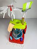 Игровой набор для уборки с тележкой 17005, фото 2