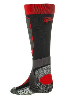 Шкарпетки лижні Relax Compress RS030 XL Red-Grey, фото 2