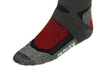 Шкарпетки лижні Relax Compress RS030 XL Red-Grey, фото 3