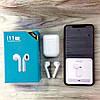 Беспроводные Bluetooth наушники AirPods i11 TWS белые., фото 4