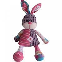Мягкая игрушка Family-Fun семья Сладкоежек - Зайчонок Снекки 21 см