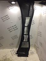 Водосток лобового стекла Skoda Superb 3b1819417d