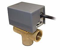 """Трехходовой клапан с электромеханическим приводом SALUS, 3/4"""" PMV34"""