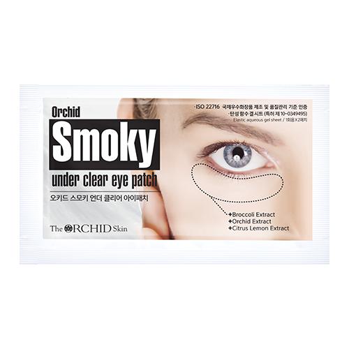 Гидрогелевые патчи для кожи вокруг глаз The Orchid Skin Smoky Under Clear Eye Patch (2.3г)