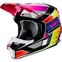Мотошлем Fox V1 Yorr Helmet Multi, S, фото 1