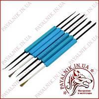 Набор инструментов для пайки ZD-151 6 штук (13-0445)