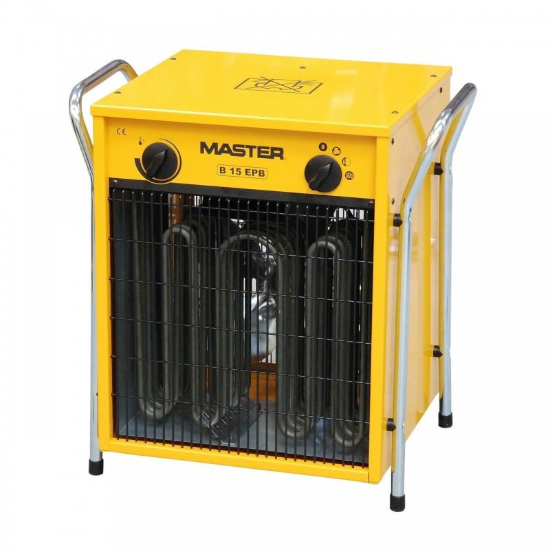 Электрическая тепловая пушка Master Climate Solutions B 15 EPB