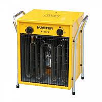 Электрическая тепловая пушка Master Climate Solutions B 15 EPB, фото 1