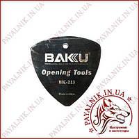 Медиатор металлический BAKU BK-213