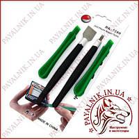Набор инструментов BAKU 2 ножа + 2 лопатки (BK-7280)