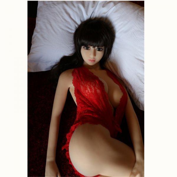 Супер-реалистичная секс-кукла Xi 132 см