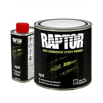 Грунт епоксидний антикорозійний U-POL RAPTOR™ 4:1, 1 л Комплект