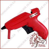 Клеевой пистолет INTERTOOL RT-1016 200W (12гр. - 1мин.)