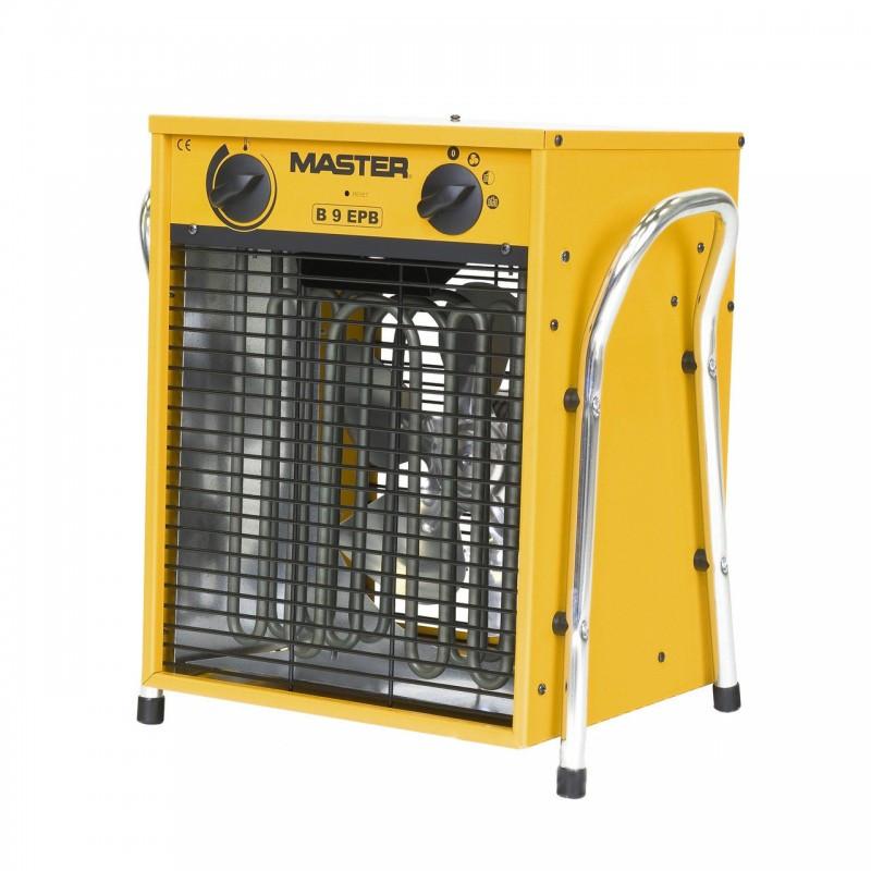 Электрическая тепловая пушка Master Climate Solutions B 9 EPB