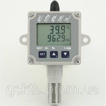 Greisinger EASYLog 80CL регистратор температуры, влажности, давления (Германия), фото 2