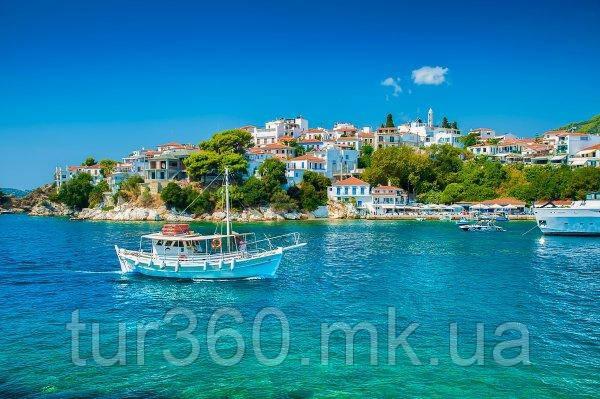 Греция автобусом из Одессы. Отдых и экскурсии, 9 дней с дорогой.