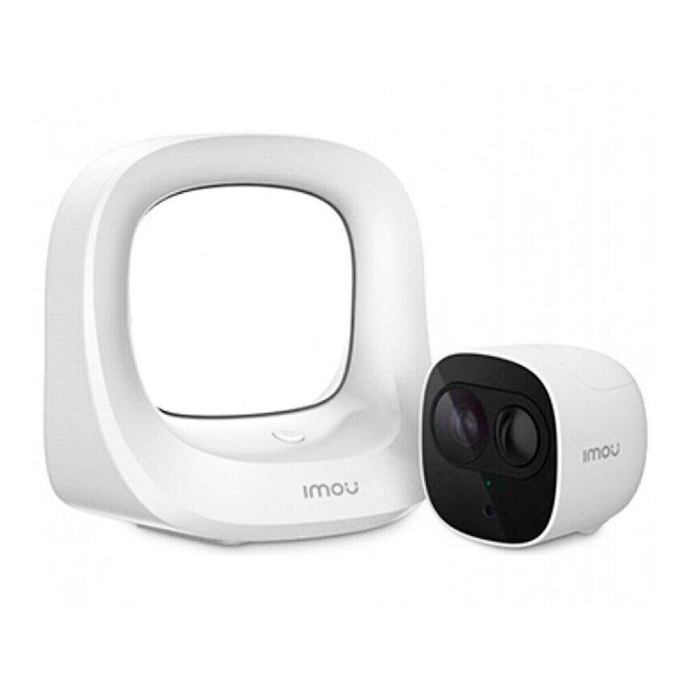 2МП Wi-Fi видеокамера на батарейках IMOU Cell Pro (KIT-WA1001-300/1-B26EP)