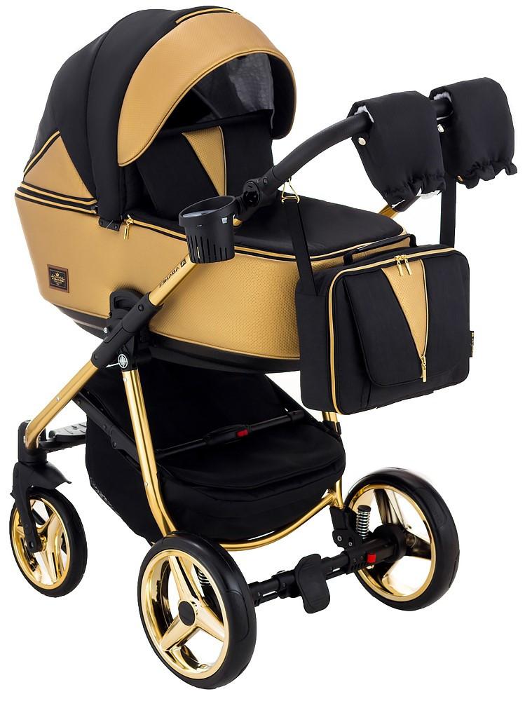 Дитяча універсальна коляска 2 в 1 Adamex Sierra SR403