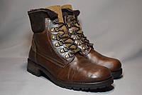 Ботинки Camel Active Ranger GTX Gore-Tex зимние женские кожаные. Оригинал. 39 р./25 см.