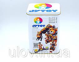 "Конструктор JVToy 17001 (Аналог Lego Transformers) ""Служба спасения"" 507 деталей"