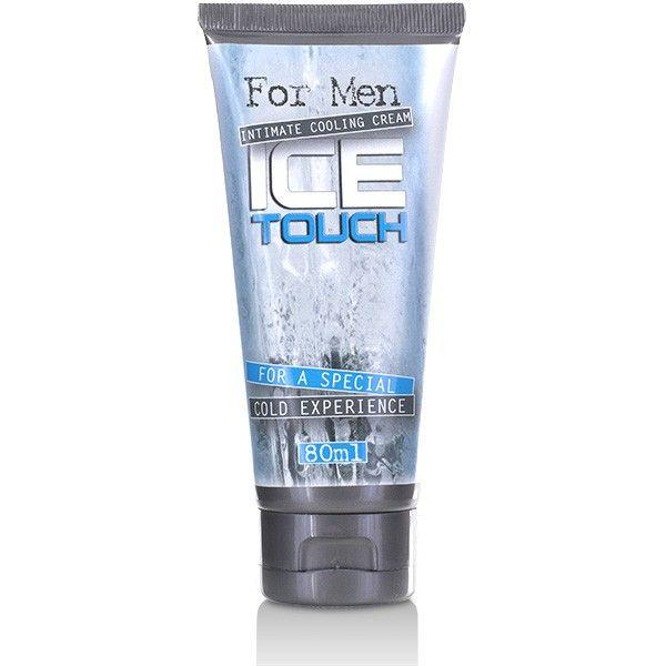 Стимулирующий крем с эффектом покалывания Ice Touch (80ml)