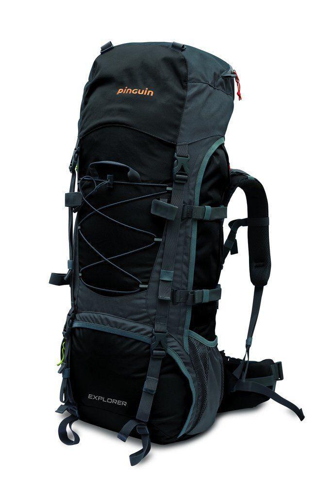 Рюкзак Pinguin - Explorer 60 Black