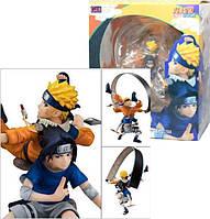 Фигурка КомпозицияNARUTO Naruto & Sasuke Наруто Учиха Саске и Узумаки Наруто сценка 18см NA 22.59