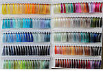 Нить полиэстер 40, 120D/2, цвет 003, Козачок-ТМ, фото 3