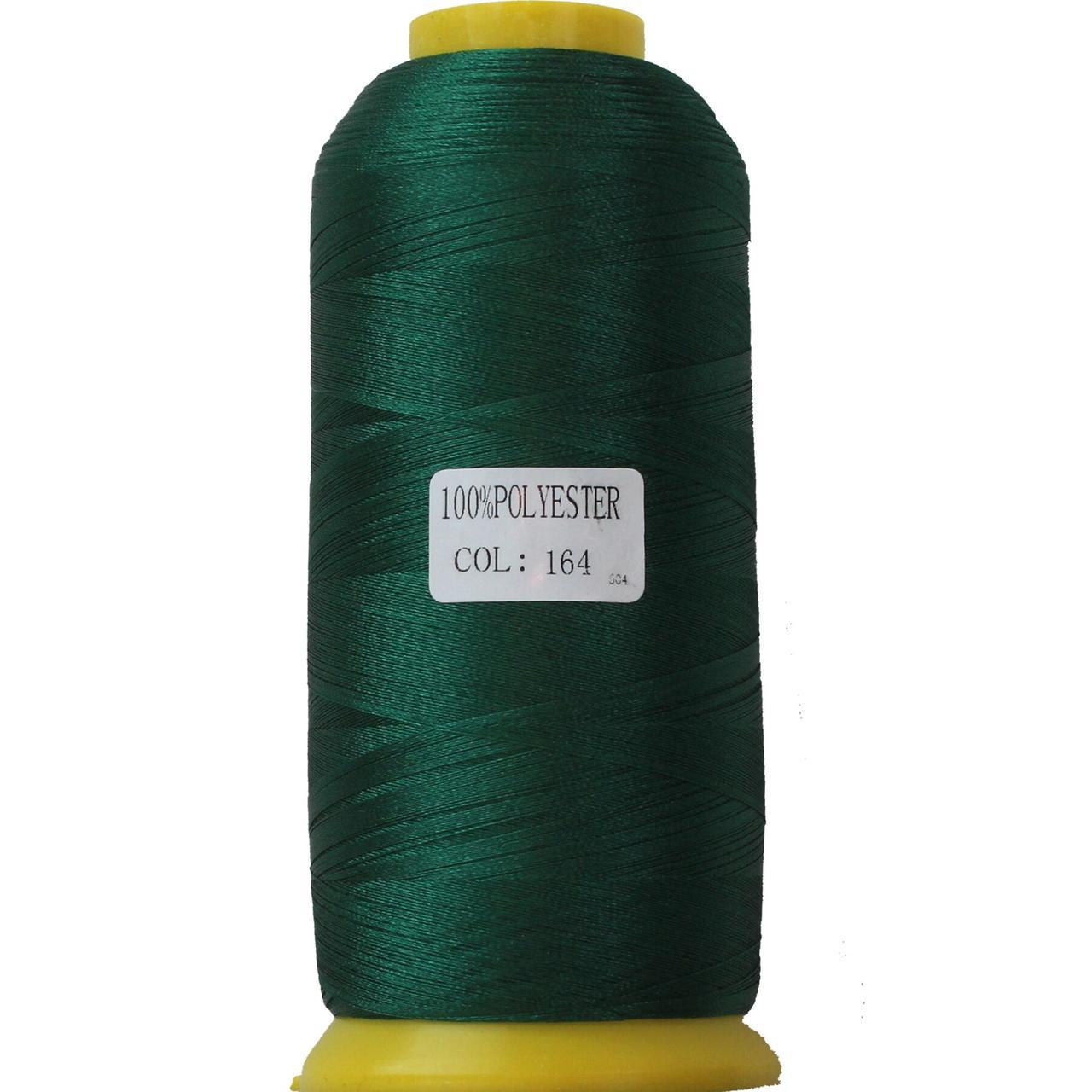 Нить полиэстер 40, 120D/2, цвет 164, Козачок-ТМ