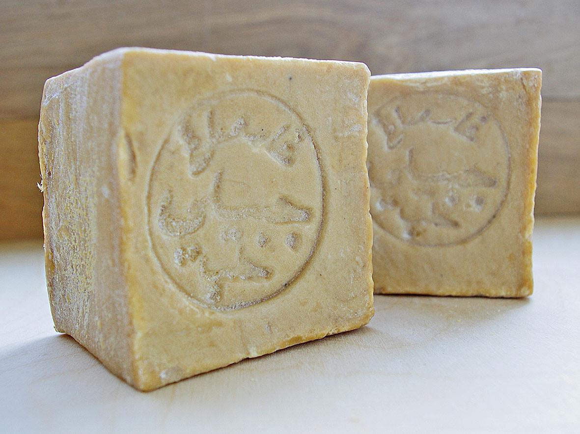 Традиционное алеппское мыло Live Olive, 4% лавра, 180g., Ливан—Сирия, фото 1
